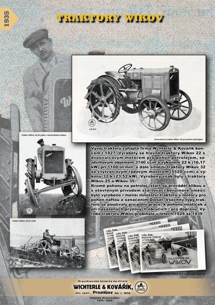 Traktory Wikov